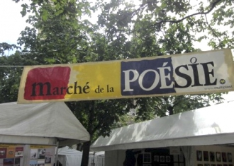 8 > 12 JUIN 2016 : MARCHE DE LA POESIE A PARIS
